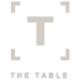 The Table NJ Mobile Retina Logo