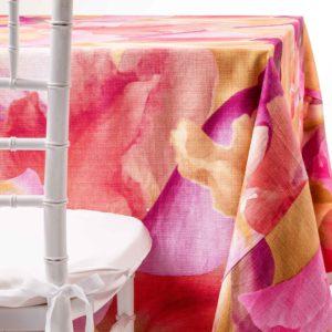 orchid tablecloth rentals in NJ